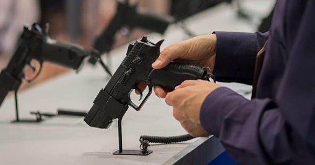 St. Petersburg Gun Crimes Lawyer