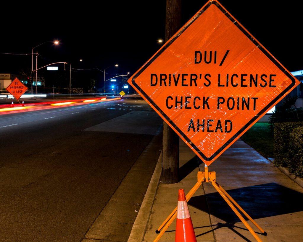 DUI Roadblocks