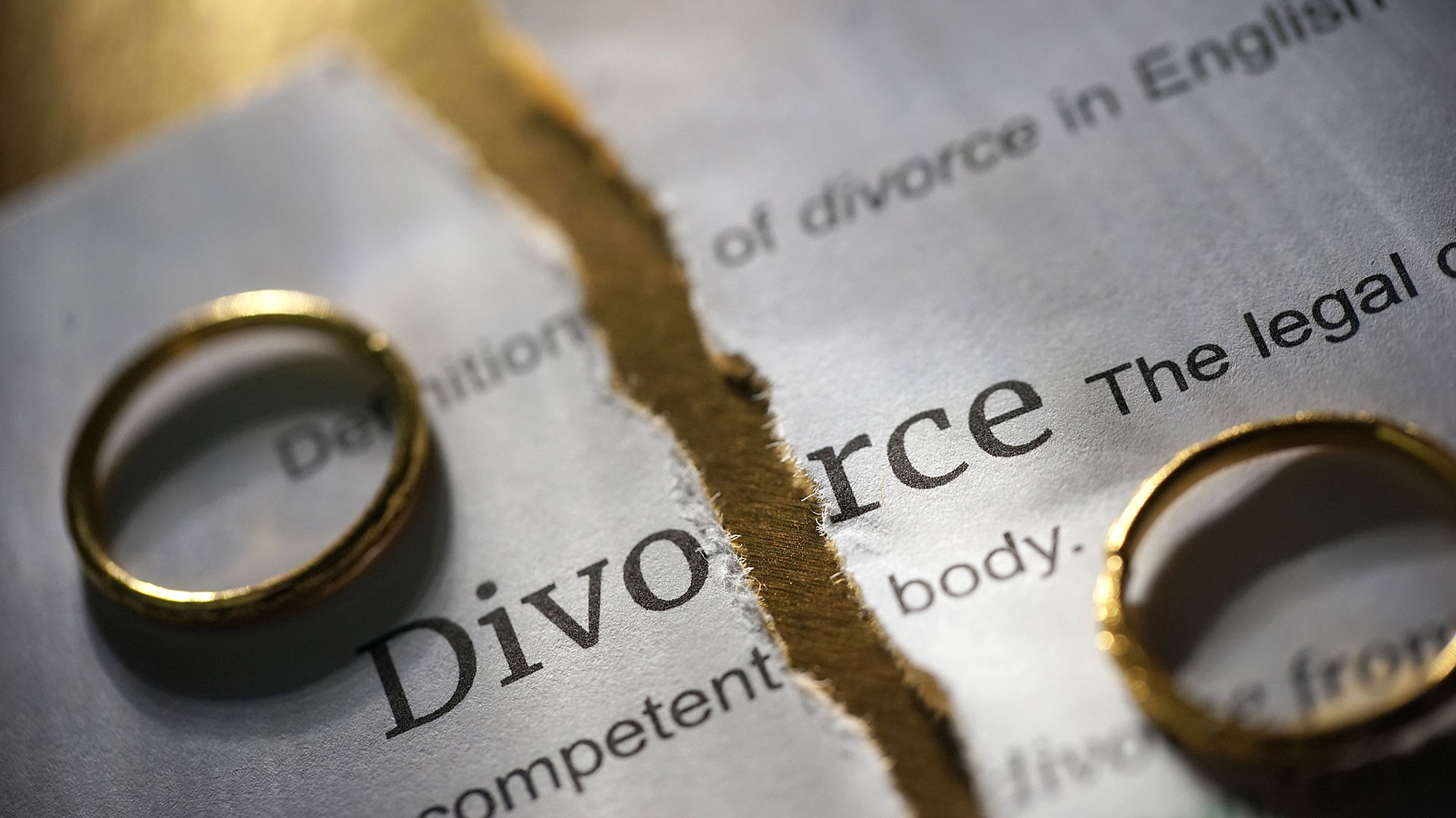 The Law Office Of William B. Bennett, P.A., What To Do When Your Spouse Wants A Divorce